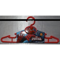 Lot de 3 cintres Spiderman