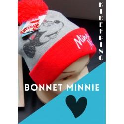 Bonnet Minnie - Rouge