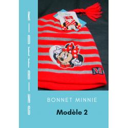 Bonnet Minnie - Rouge...