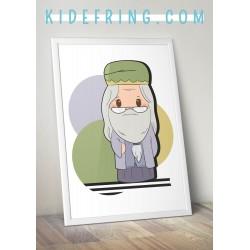 Affiche Albus Dumbledore