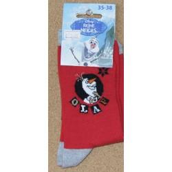 Paire de chaussettes Olaf...