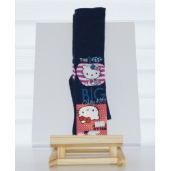 Chaussette haute Hello Kitty