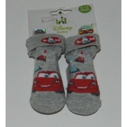 Paire de chaussette bébé Cars